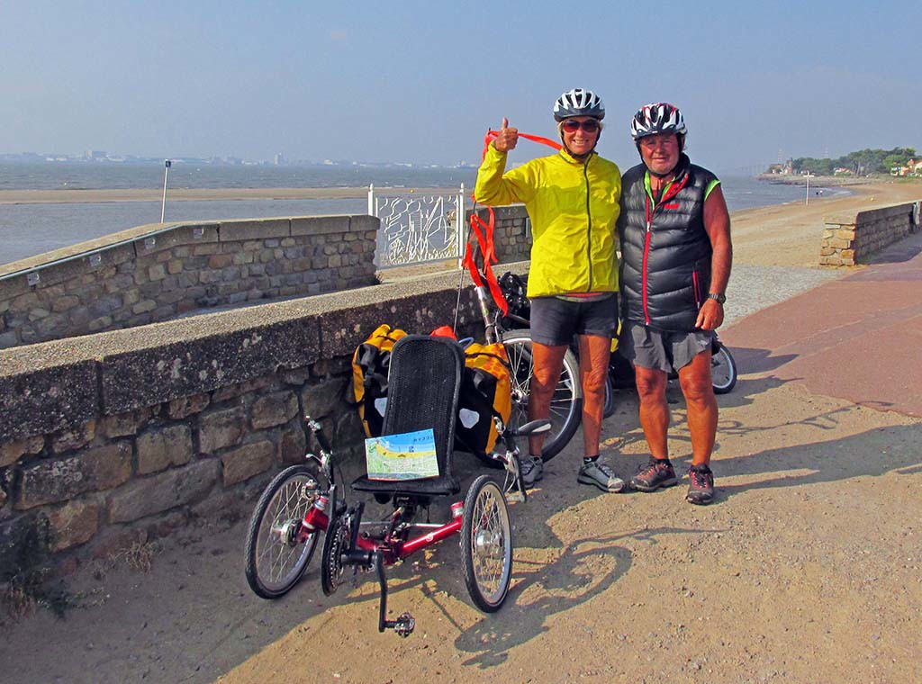 Bouchemaine_St Brevin_France-Anne and Mike -St Brevin-journey's end