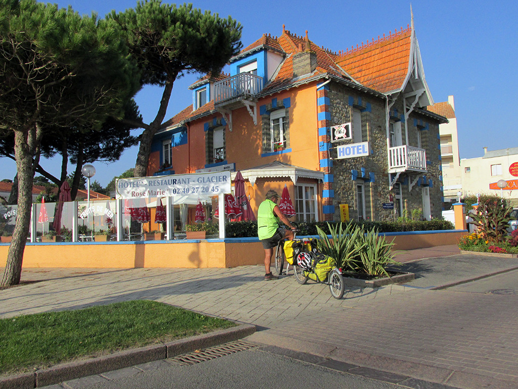 Bouchemaine_St Brevin_France-St Brevin Hotel