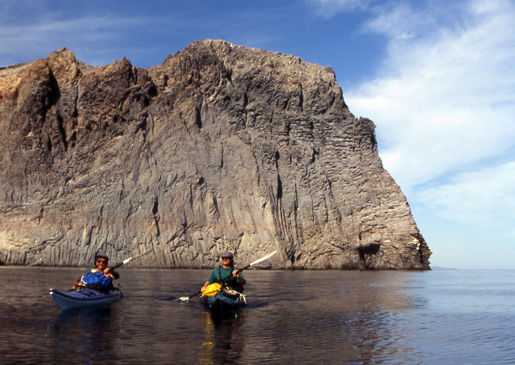 "ALT=""Kayaking Baja, Mexico"""