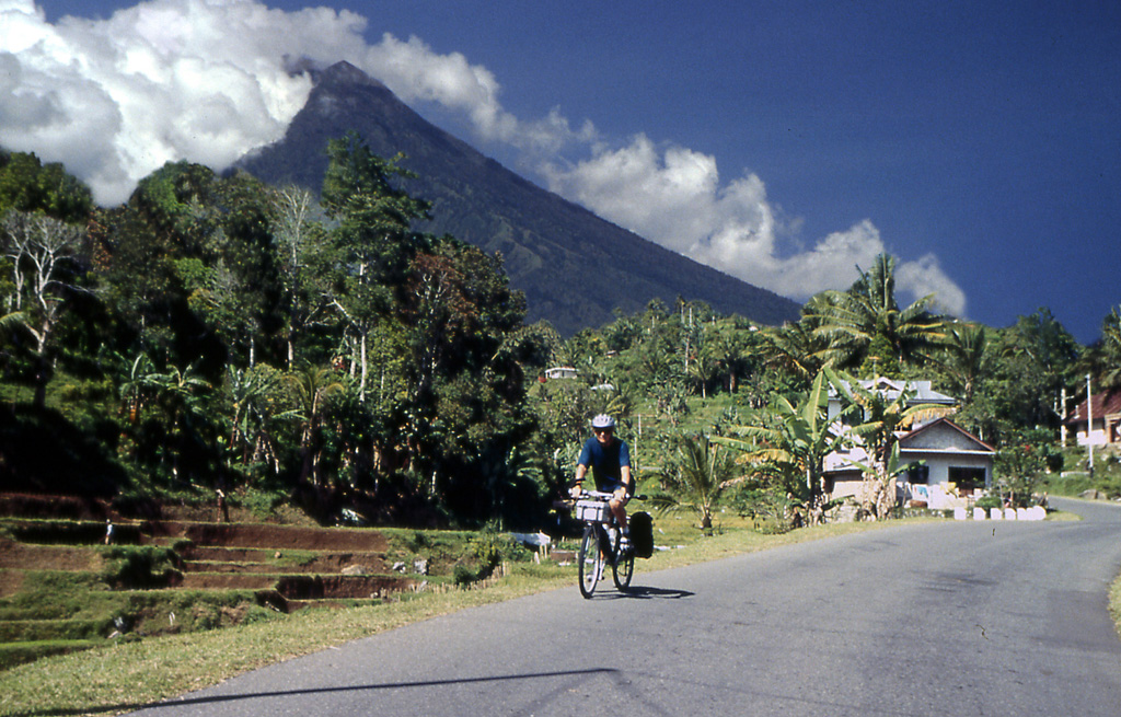 Bicycling South East Asia