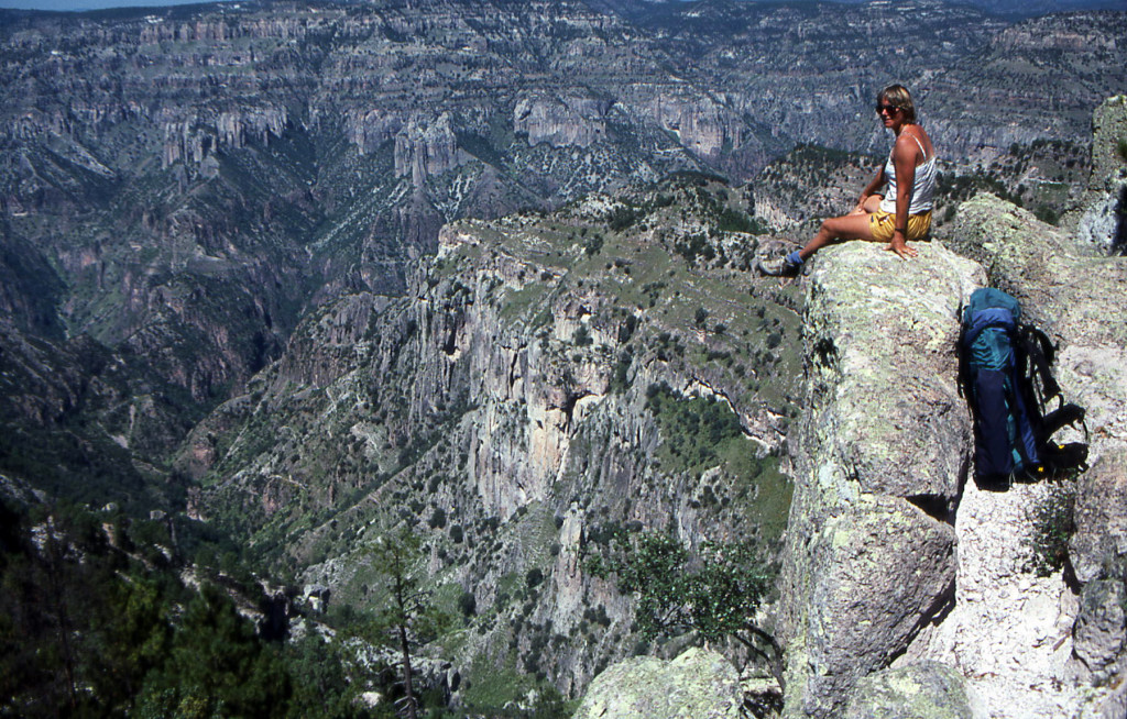"ALT=""hiking Copper Canyon"""
