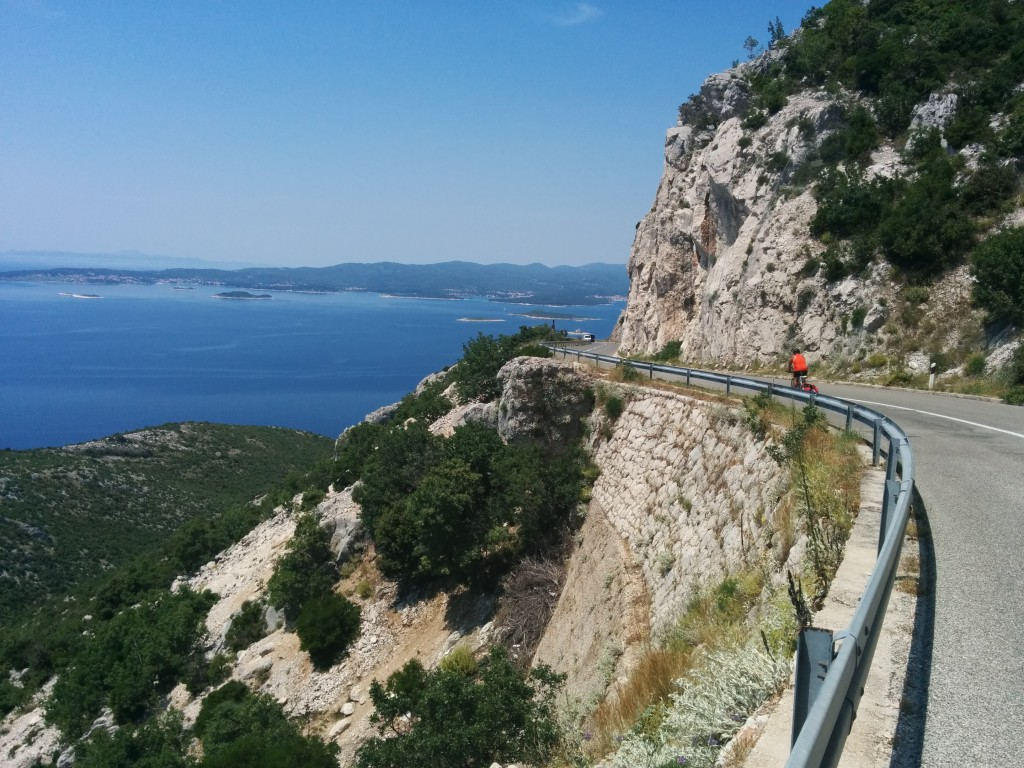 Anne & Mike Poe-Bicycling Croatia