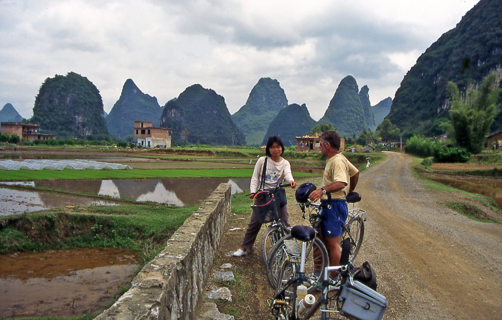 Bicycling China Yongsuo