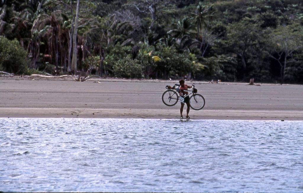 Bicycling Costa Rica