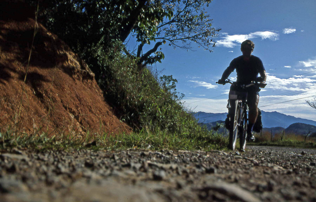 Bicycling Central and South America-Costa Rica