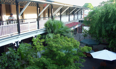Bicycling Southern Australia-Aussie lodging