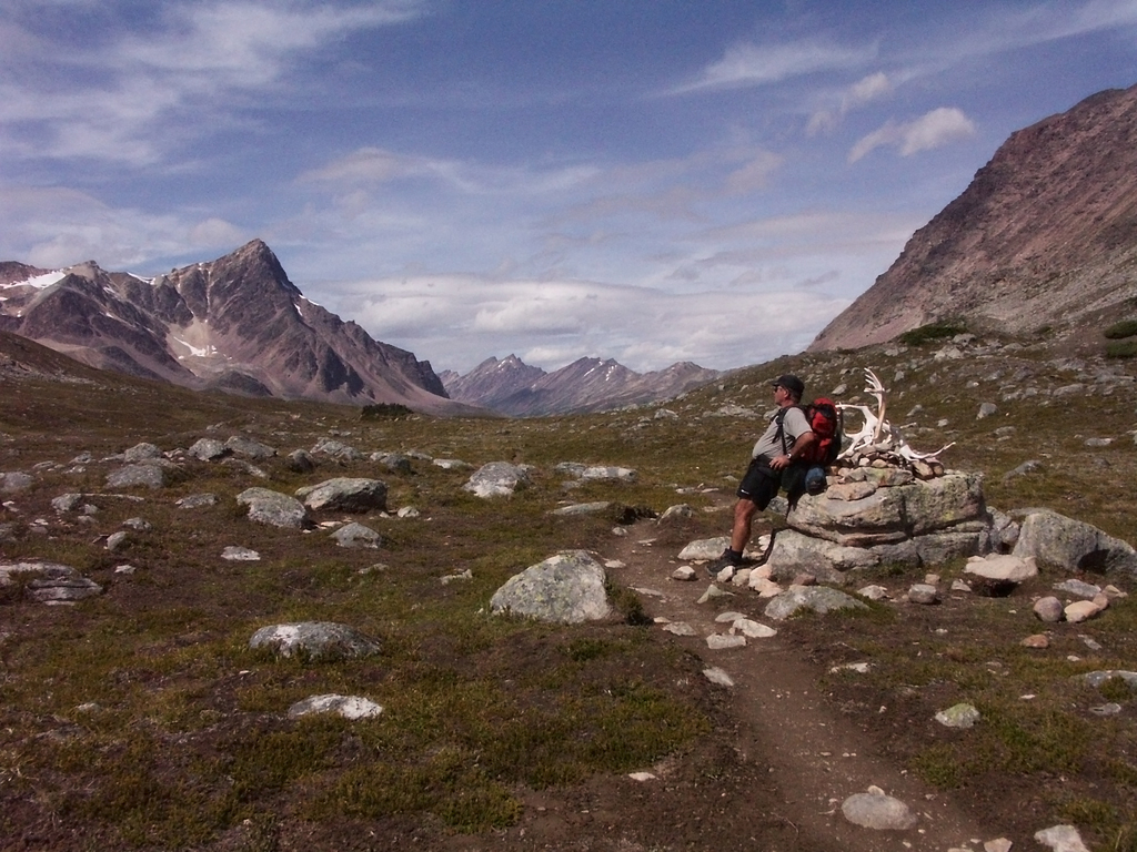Brazeau Lake Loop- Jonas Pass