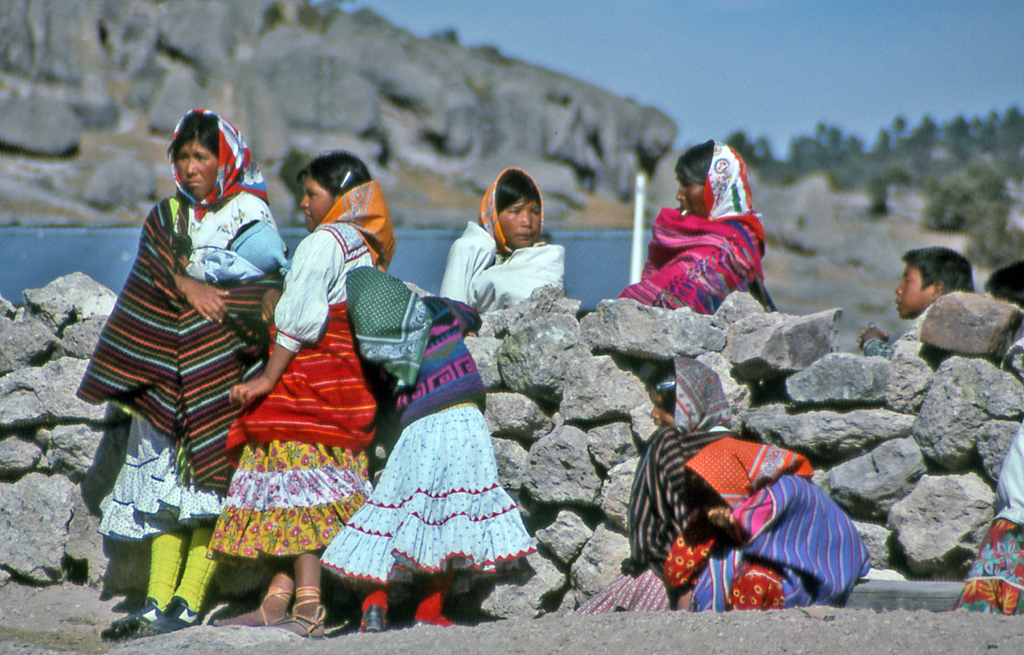 Hiking Copper Canyon-Tarahumara Indians populate Copper Canyon