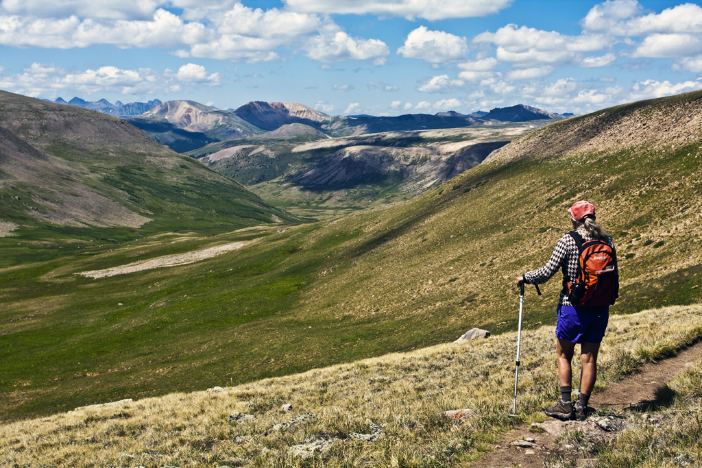 Hiking Adventures-Hiking the Colorado Trail