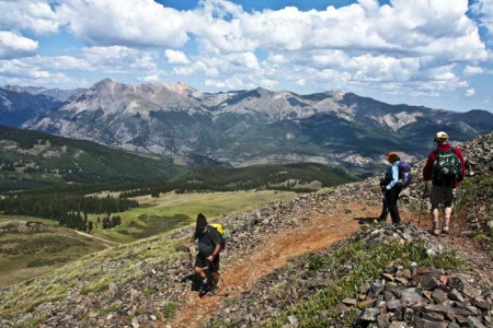 Hiking Adventures-Hiking Lake City Colorado-Colorado Trail