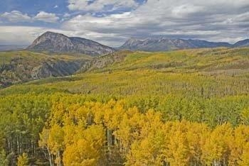 Hiking Crested Butte Colorado-Horse Ranch Park Trails