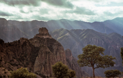 Hiking Mexico & South America- Copper Canyon