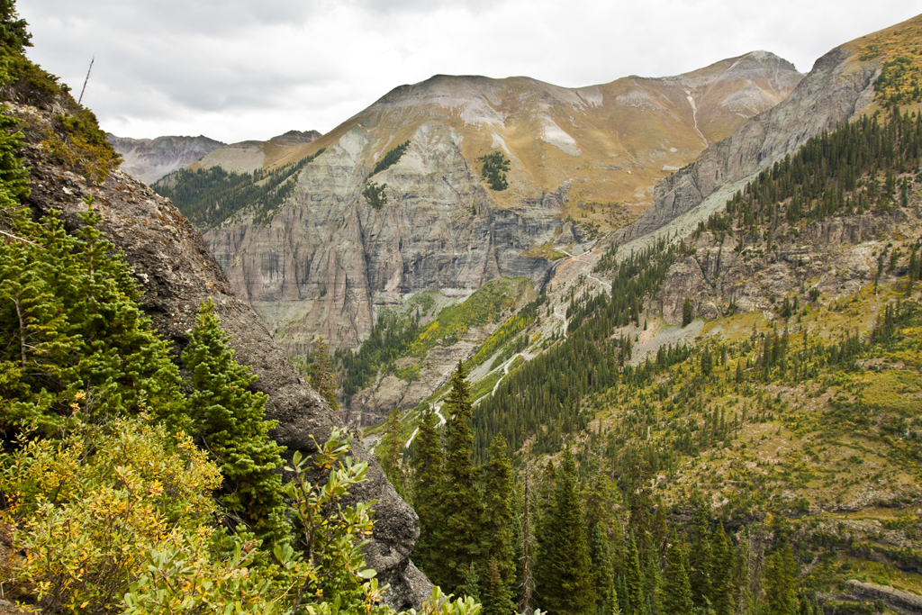 Hiking Telluride_Silver Lake Trail