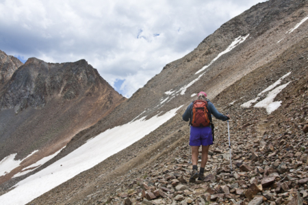 Hiking Telluride_Rock of Ages Trail