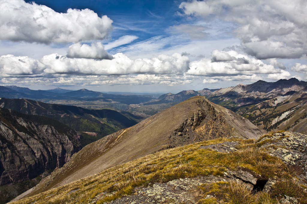Hiking Telluride_Ajax Peak Trail
