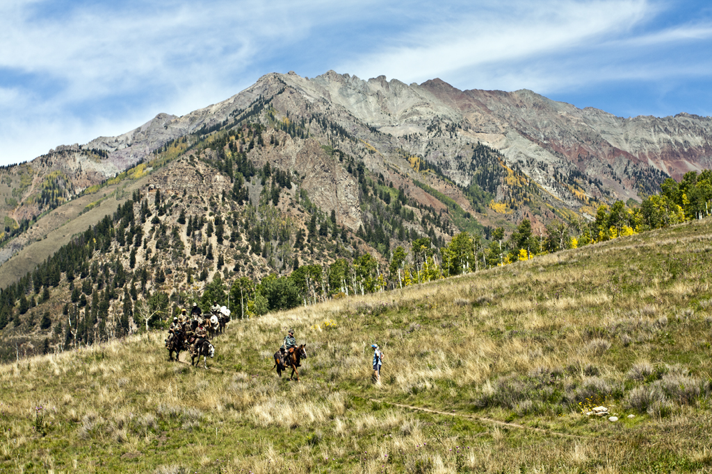 Hiking Telluride_Breckenridge Trail