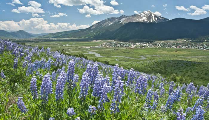 Hiking Colorado-Crested Butte