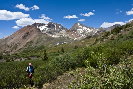 Hiking Telluride_Cross Mt Trail