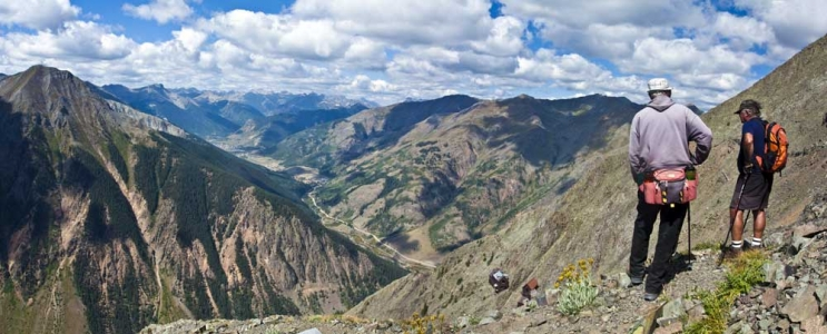 Hiking Adventures-Hiking Silverton Colorado-Boarding House Trail