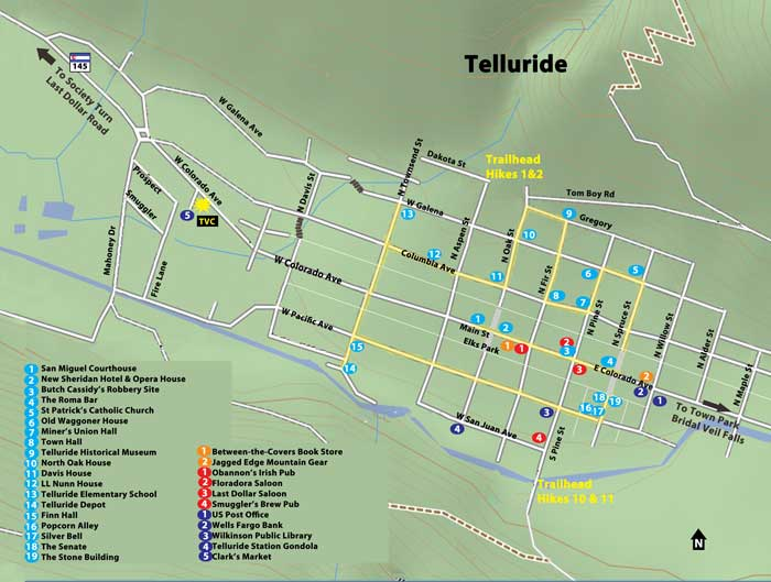 Hiking Telluride-Telluride-Town_Map