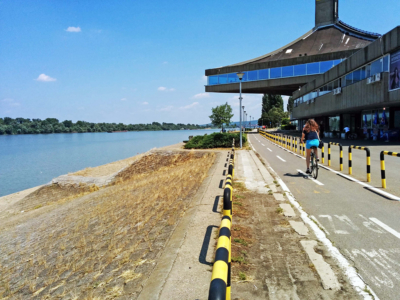 Bicycling Serbia_Belgrade