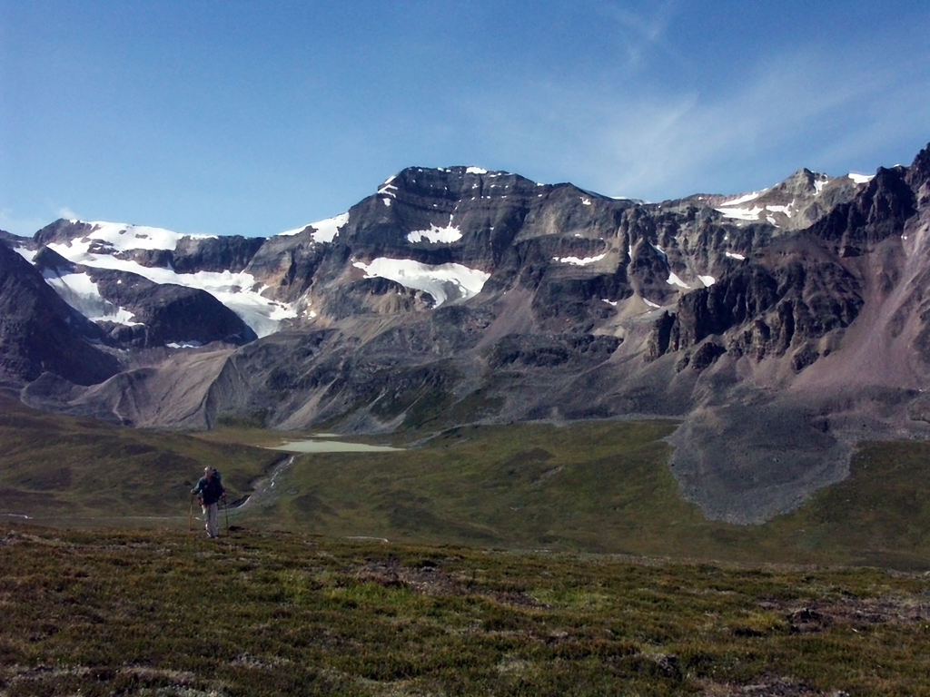 Brazeau Lake Loop-Return Trip