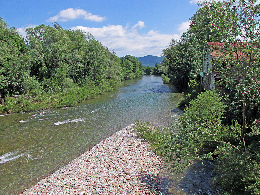 Kolpa River Route