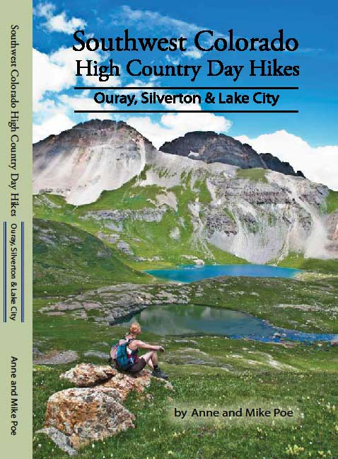 Hiking Ouray-Silverton-Lake City-Hiking Southwest Colorado book