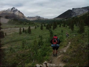 Brazeau Lake Loop-Nigel Valley